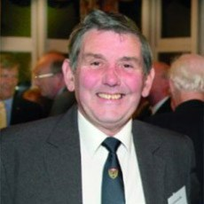 Barry Donovan MBE